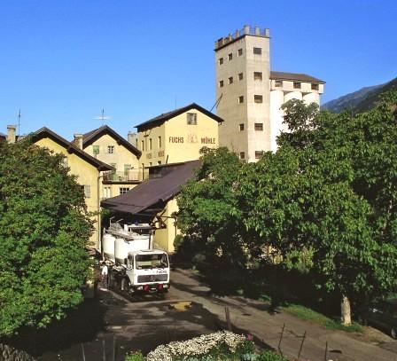 Mühle in Latsch